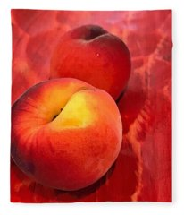 Peachy Fleece Blanket