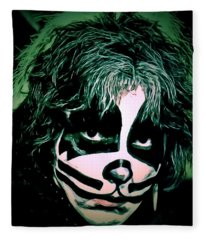 Peter Criss Fleece Blanket