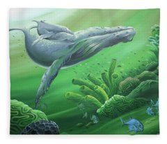 Phathom Fleece Blanket
