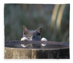 Pic-a-boo Fleece Blanket