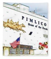 Pimlico Fleece Blanket