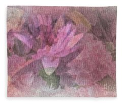 Pink Haze Fleece Blanket
