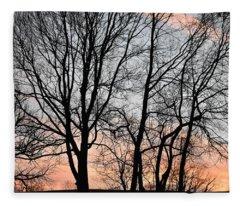 Sky Fleece Blankets