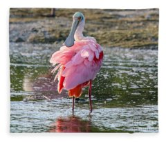Pink Tutu Fleece Blanket