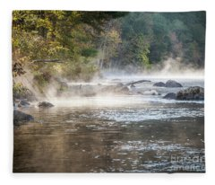Pipeline Pool  Fleece Blanket