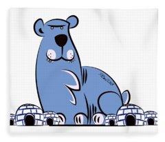 Polar King Fleece Blanket