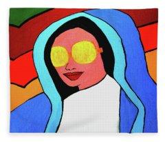 Pop Virgin Fleece Blanket