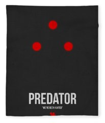 Predator Fleece Blanket