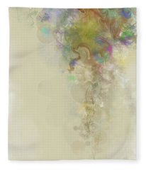 Prelude Dreams Of Spring Fleece Blanket