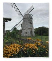 Prescott Farm Fleece Blanket