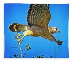 Prey In Sight Fleece Blanket