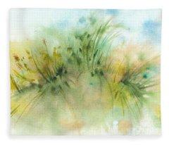 Promise Of Sunshine Fleece Blanket