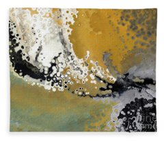 Psalm 51 1-2. A Cry For Mercy Fleece Blanket