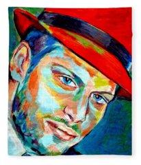 Red Hat Fleece Blanket
