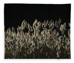 Reeds Fleece Blanket