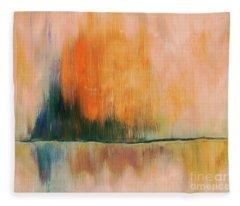 Reflections Art Fleece Blanket