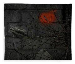 Remains Fleece Blanket