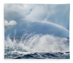 Resounding Joy Fleece Blanket