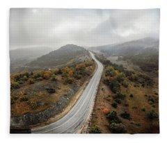 Ridgeway Fleece Blanket