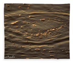 Ripple Fleece Blanket