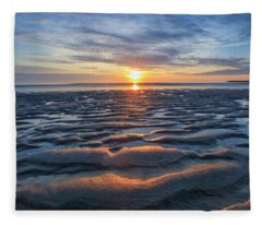 Rippled Fleece Blanket