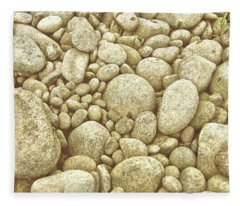 River Carpet Fleece Blanket
