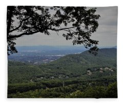 Roanoke Valley Fleece Blanket