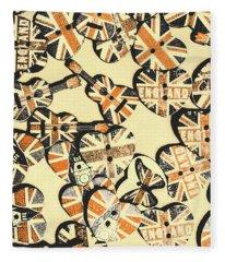 Art Institute Fleece Blankets