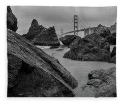 Rocky Marshall's Beach Fleece Blanket