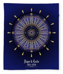 Rog Les 2019 Fleece Blanket
