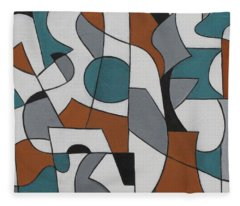Roundabout Fleece Blanket