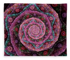 Ruth Fleece Blanket