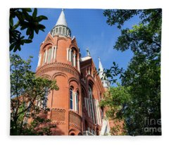 Sacred Heart Cultural Center- Augusta Ga 1 Fleece Blanket