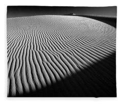 Sahara Dune IIi Fleece Blanket