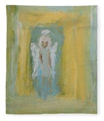 Sassy Frassy Angel Fleece Blanket