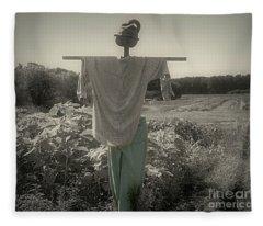 Scarecrow Fleece Blanket