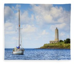 Seascapes 4 Fleece Blanket