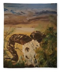 Seasons End       37 Fleece Blanket