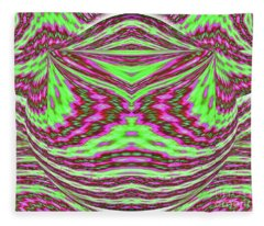 See The Frog Fleece Blanket