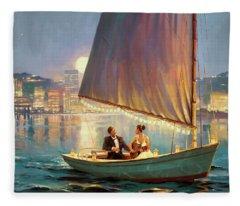Serenade Fleece Blanket