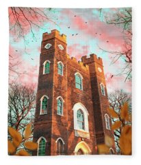 Severndroog Castle Fleece Blanket