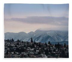 Seymour Winterscape Fleece Blanket
