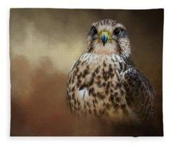 Shadow Hunter Fleece Blanket