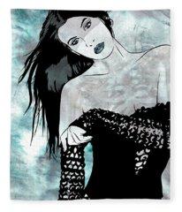 Sheer Fleece Blanket