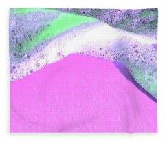 Sherbet Shores Fleece Blanket