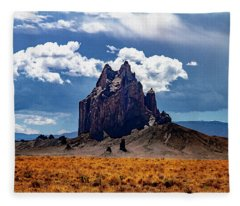 Shiprock Fleece Blanket