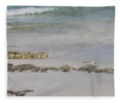 Shorebird Fleece Blanket
