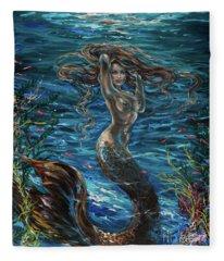 Siren Attitude Fleece Blanket