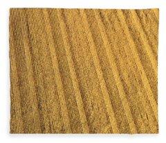 Sixty Million Kernels Fleece Blanket