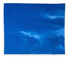 Sky Fleece Blanket